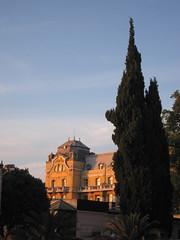Gardens, Pula, Croatia, Hotel. 0084