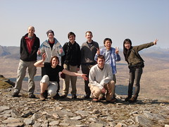 Photo of the group