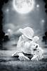 A Moment in the Moonlight (mylaphotography) Tags: winter moon art digitalart manipulation fairy fantasy dreamy top20 midnightmoon rahi childphotography jaber coldwinter flickrsbest impressedbeauty flickrdiamond mylaphotography michiganstudiophotography millionviewsyet fairytalephotography