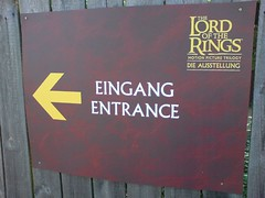 Lord of the Rings - The Exhibition