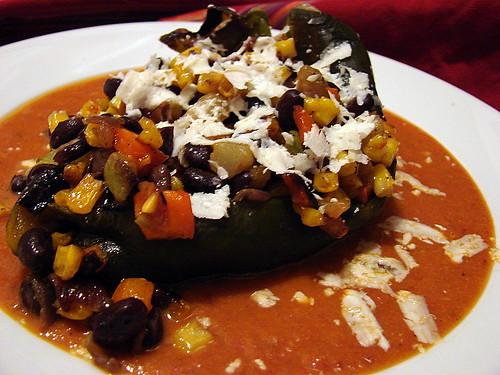 Dinner:  April 30, 2007