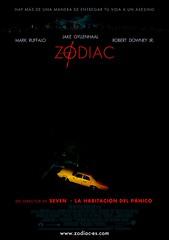 Póster Zodiac David Fincher