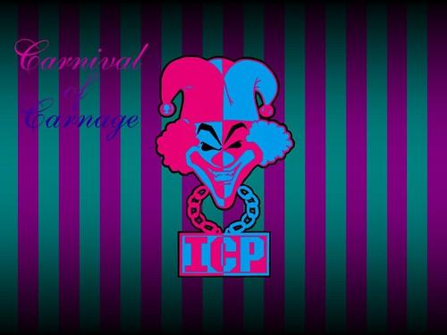 insane clown posse wallpaper. Insane Clown Posse Wallpaper: COC Stripes cocstripes