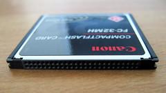 Canon Compact Flash Card