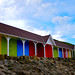 Scarborough Beach Huts Redux