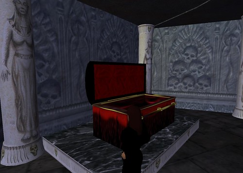 Tomb of the vampire lord