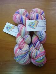 Prize yarn