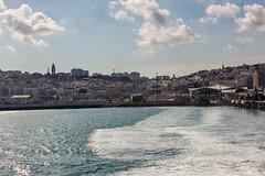 Strasse von Gibraltar-11 (bollene57) Tags: 2016 hafen heimreisemarokko marokko marokko2016 meer schiff tanger tarifa ruerei