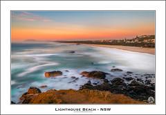 Lighthouse Beach - NSW (John_Armytage) Tags: portmacquarie lighthousebeach nswnorthcoast sunrise seascape johnarmytage nsw australia visitnsw holiday beach longexposure nisifiltersaustralia sony sonyaustralia sonyalpha