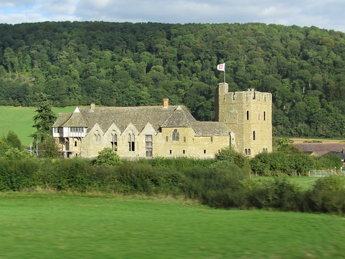 Stokesay: Stokesay Castle (Shriopshire)