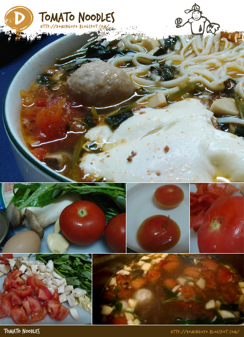Tomato Noodles By Domingo