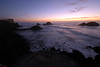 sunset at lands end sutro baths
