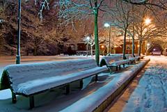 Noche de invierno- Winter night