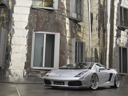 IMSA Lamborghini Gallardo