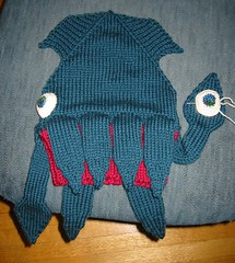 Fun With Squid Toque
