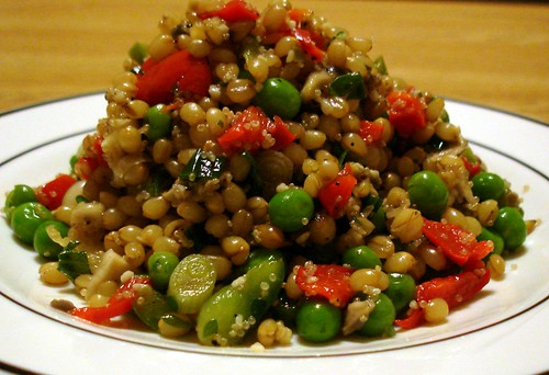 ... Gourmet » Blog Archive » Organic Wheat Berry and Amaranth Salad