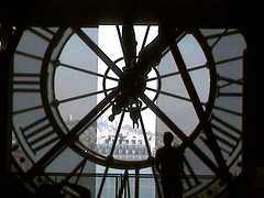 A deep view from dorsey (Soul of Gea) Tags: paris clock museum view musee dorsey impresionistas