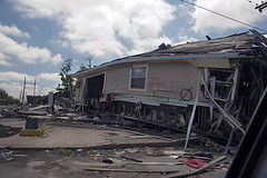 Hurricane Katrina aftermath (gail des jardin) Tags: katrina louisiana neworleans hurricane ninthward