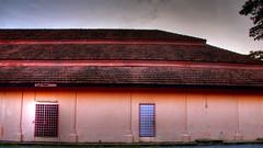 Old barracks (slack12) Tags: park pink singapore dempsey hdr aplusphoto