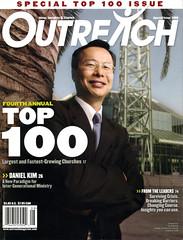 Sarang pastor Daniel Kim