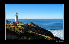 North Head Light House (Bonell Photography (dasbull)) Tags: blue light red usa lighthouse house color colour art texture love tourism beach nature beautiful beauty contrast photoshop work dark real fun us photo washington amazing cool fantastic artwork flickr waves niceshot shot angle natural northwest image awesome feel great joy perspective picture atmosphere location best sharp aberdeen frame passion pacificnorthwest pro northamerica wa washingtonstate pnw hardwork tone borders authentic exciting generic 2007 graysharbor amature joyfull twinharbors hoquiam dasbull nothheadlighthouse ronbonell