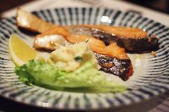 Salmon Yuu-an-yaki