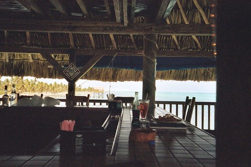Nachos in paradise - Belize