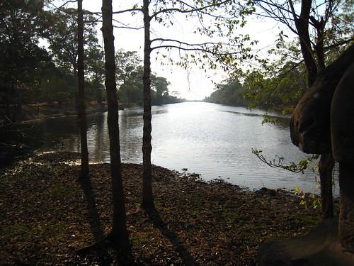 好美的護城河