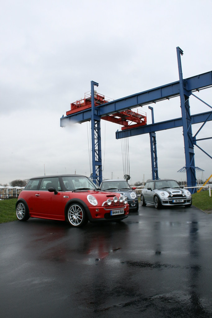 Used Cars Preston Docks