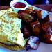 breadbar omelette