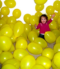 The little things... (James Neeley) Tags: children joy happiness explore electricity static ballons interestingnesstop10 jamesneeley