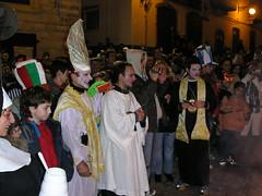 Putignano - Carnevale - Piazza Plebiscito - Il Funerale II
