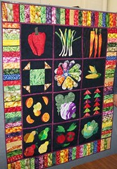 Vegetable Quilt