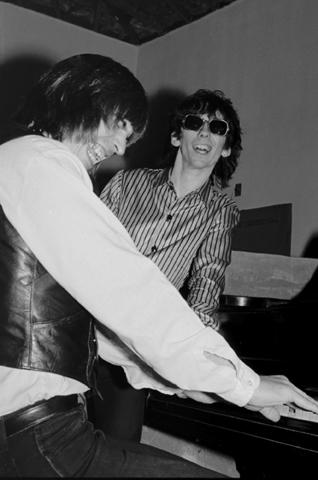 frank at piano w stiv