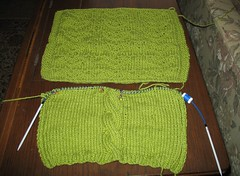 Two Green Squares