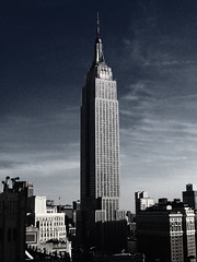 Empire (Joel Bedford) Tags: city nyc newyorkcity newyork toronto photoshop 1931 bedford design photo cityscape manhattan joel uptown empire processing empirestatebuilding artdeco deco jab lightroom treatment iloveny jalex top20nyc ircolor jalexphoto jbedford joelbedford jbedfordphoto