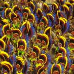 Carnaval Rio de Janeiro Carnival Mocidade Independente de Padre Miguel 2007 Carioca Brazil Brasil samba