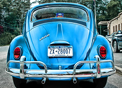 Historical (Desolate Places) Tags: blue ny cold love vw bug volkswagen spring mint valley hudson hdr in condition impressedbeauty clonedplatetoprotectidentity