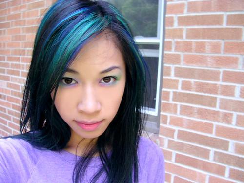 Hair Dye! (Group) · Blue Me Away (Group)