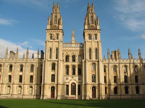 Hawksmoor's Gothick fantasy