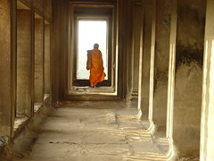 Enlightenment (onkel.florek) Tags: cambodia buddha monk buddhism angkorwat siemreap enlightenment bethepathitself