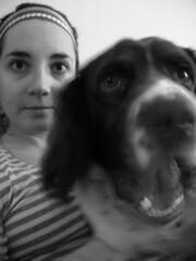 Day 119: Dog Love! - by Alice Harold