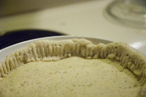 lemon dill pot pie crust