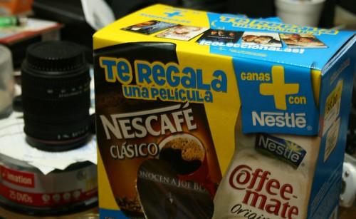 Nestle Regala una Pelicula