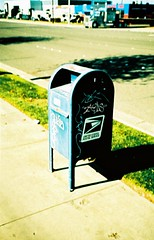 Deposit Mail or Throw Up Here - by The GC Four