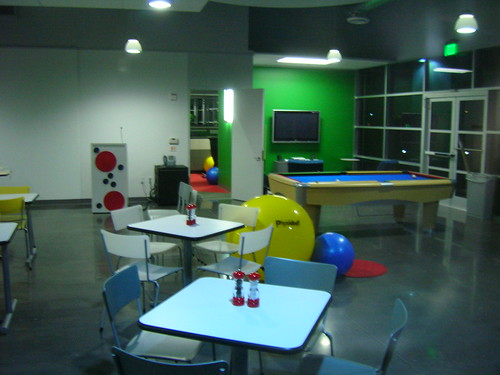 Google Playroom in Dallas, Texas