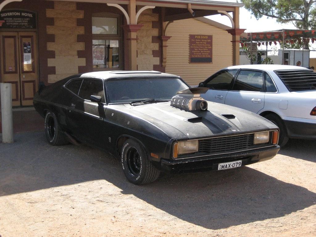 Mad Maxs Car - Sweet!