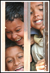Fight for Fame. [..Sirajganj, Bangladesh..] (Catch the dream) Tags: school smile children fight child faces bongo joy bengal primary bangladesh struggle bangla bengali bangladeshi bangali abigfave catchthedream gettyimagesbangladeshq2