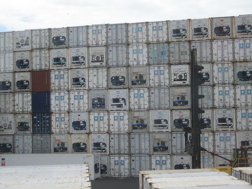 Shipping Containers by antiadventures.
