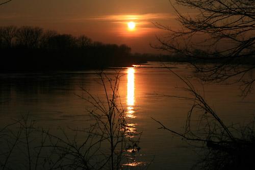 Sunset, Parkville, MO